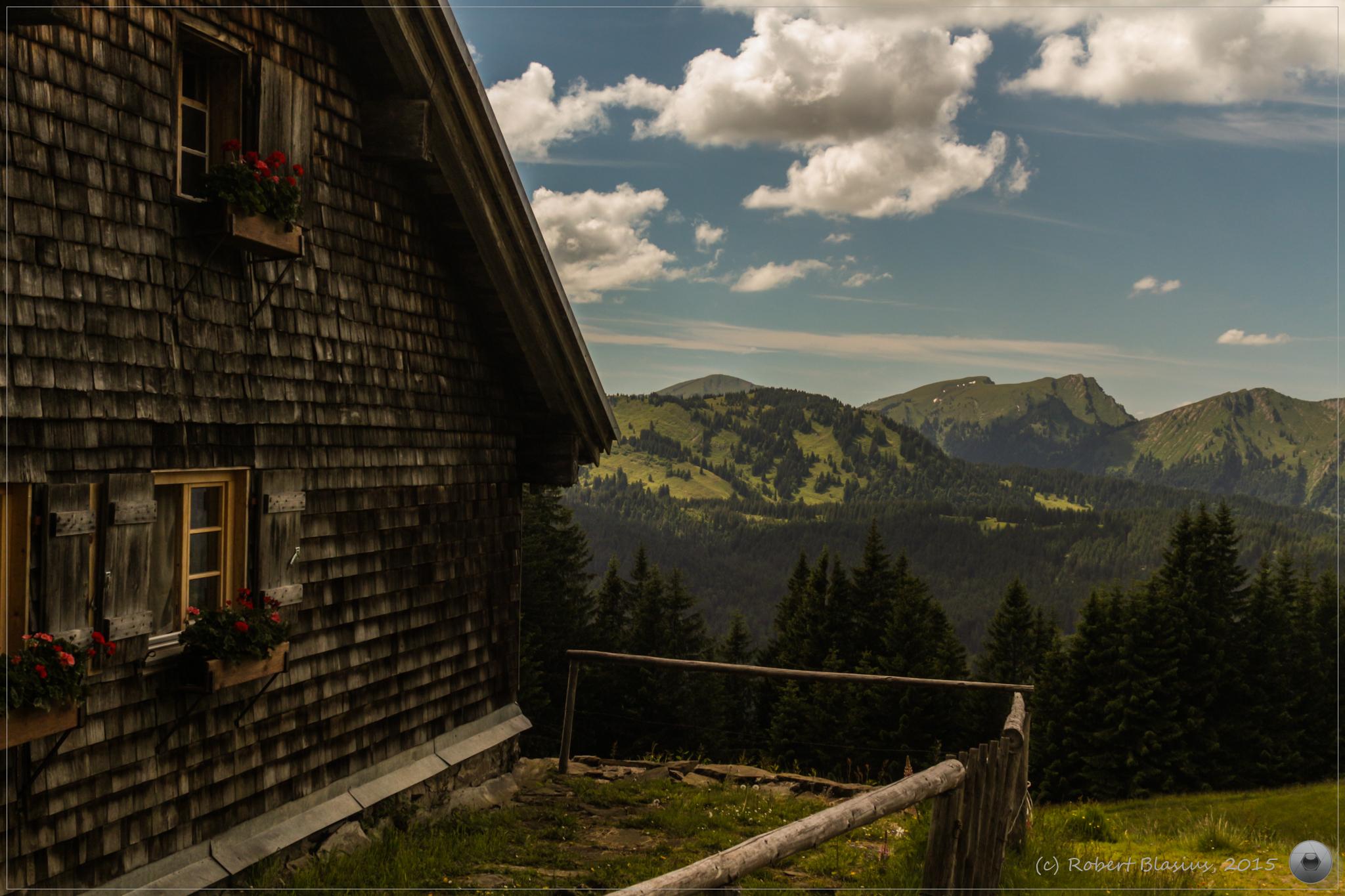 Rangiswanger Alpe