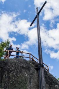 Gipfelkreuz Burgstein