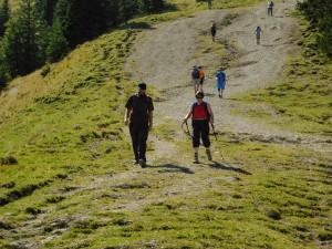 Peter und Gabi abstieg-0583